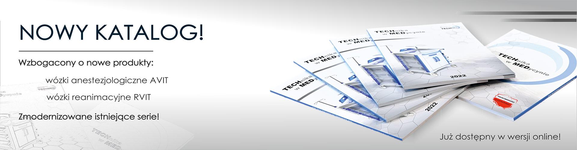 Nowy katalog Tech-Med