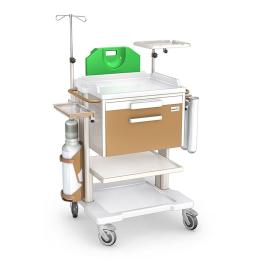 Wózek reanimacyjny OR-1ABSb