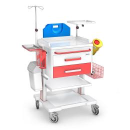 Wózek reanimacyjny OR-2ABS