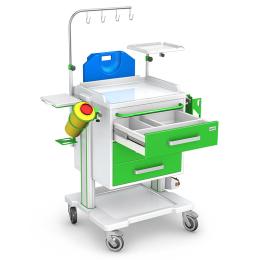 Wózki reanimacyjne