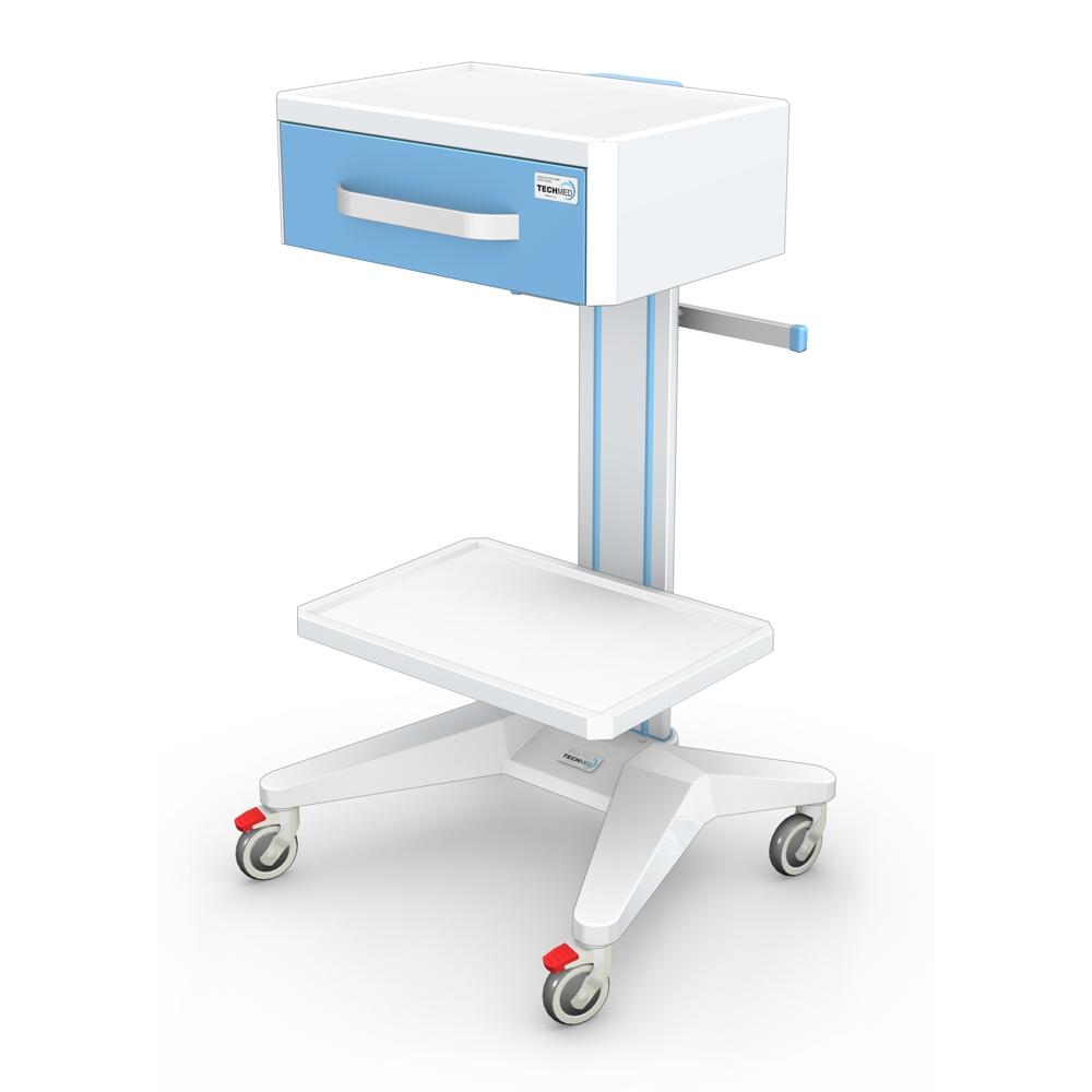 Wózki pod aparaturę medyczną seria APAR-1