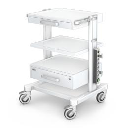 Wózki pod aparaturę medyczną AR80-3N