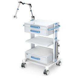 Wózki pod aparaturę medyczną AR120-2N