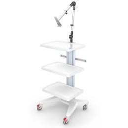 Wózki pod aparaturę medyczną AP-1 z wyposażeniem