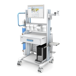 Wózki pod aparaturę medyczną AR80-4N z wyposażeniem