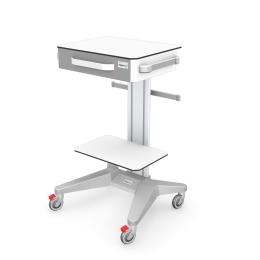 Wózek pod aparature medyczną AP-3 (HPL)