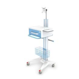 Wózek pod aparature medyczną AP-5 z wyposażeniem