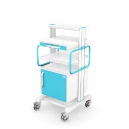 Wózek pod aparaturę medyczną AR120-2