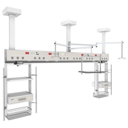 Kaseton elektryczno-gazowy ISA 9000 SU