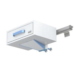 Półka z szufladą pod kardiomonitor KB-01
