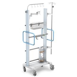 Przyłóżkowy mobilny system szynowy PMS-620-170-W2