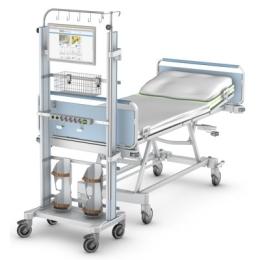 Przyłóżkowy mobilny system szynowy PMS-620-170-W3