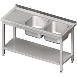 Stół ze zlewem 082