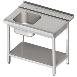 Stół ze zlewem 125