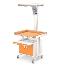 Stolik zabiegowy do pielęgnacji noworodków SPTM-03/IR