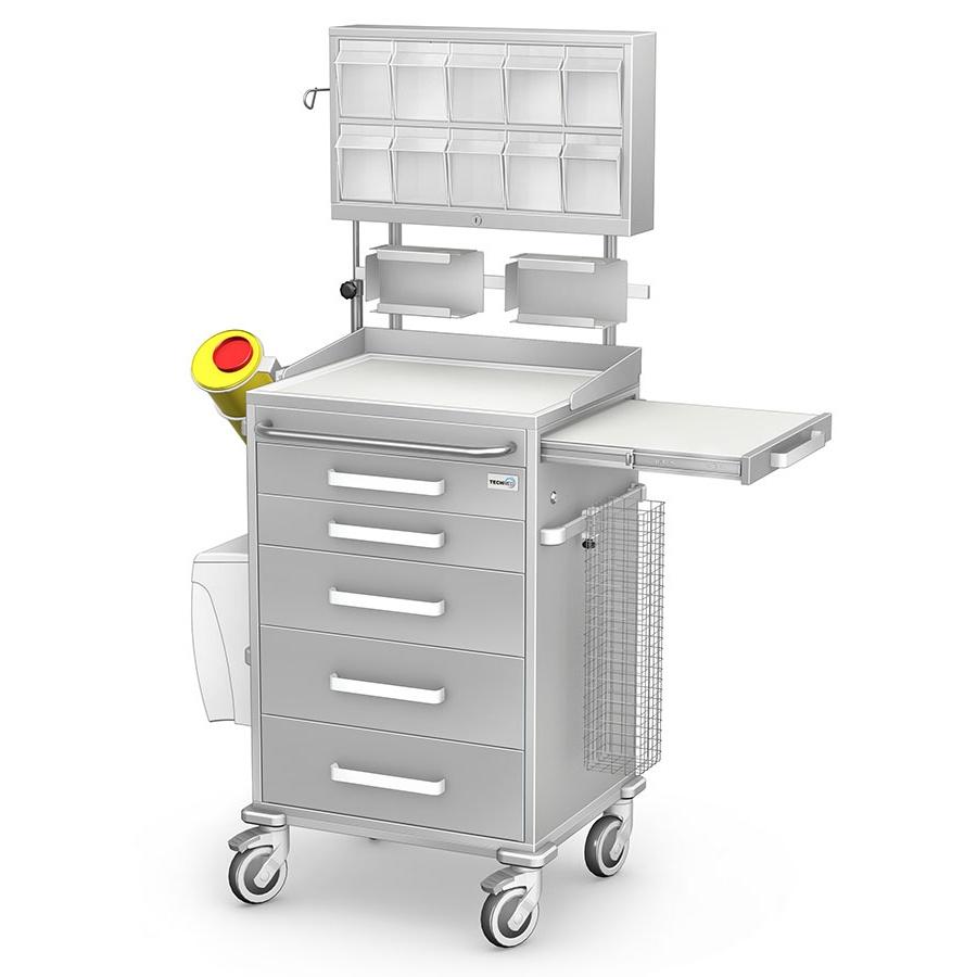 Wózek anestezjologiczny ANS/KO