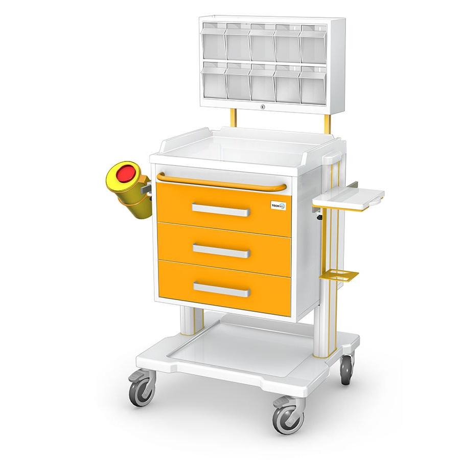 Anaesthetic cart OPTIMUM