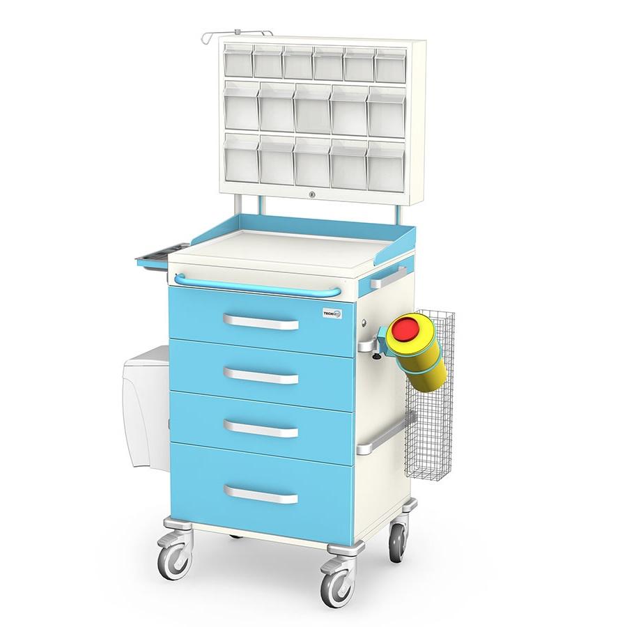 Wózek anestezjologiczny ANS/ST