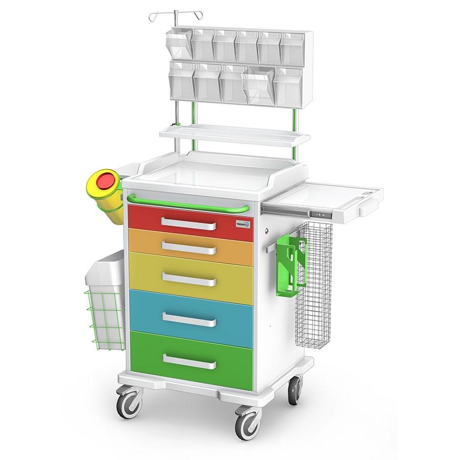 Wózek anestezjologiczny ANS/ABS