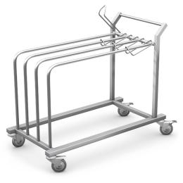 Wózek do przewozu arkuszy papieru PAP-2