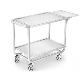 Wózek do przewozu potraw WPP-01 z półką