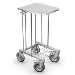 Wózek na odpady lub brudną bieliznę WZ-2DR