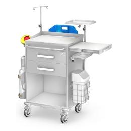 Wózek reanimacyjny REN-02