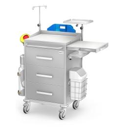 Wózek reanimacyjny REN-03
