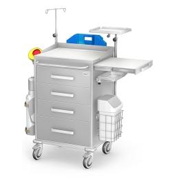 Wózek reanimacyjny REN-04