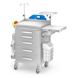 Wózek reanimacyjny REN-05