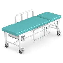Stół rehabilitacyjny SR-2 w wersji niemagnetycznej z barierkami