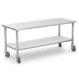 Stół do pakietowania PAK-2 na kołach