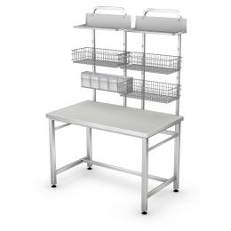 Stół do pakietowania PAK-1 z wyposażeniem