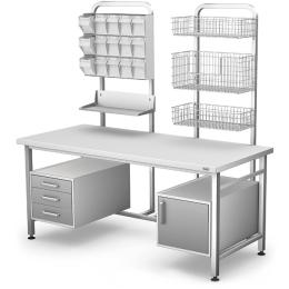 Stół do pakietowania PAK-1/2 S2