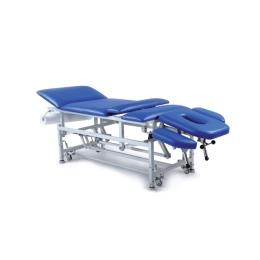 Stół do masażu 7 segmentowy SM-2 z ręczną zmianą wysokości leżyska