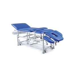 Stół do masażu 7 segmentowy SM-2H z hydrauliczną zmianą wysokości leżyska