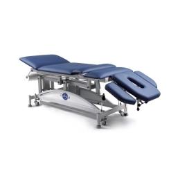 Stół do masażu suchego 7 segmentowy SM-E z elektryczną zmianą wysokości leżyska
