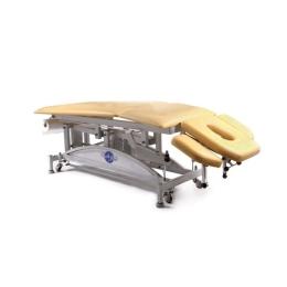 Stół do masażu 5 segmentowy SM-E-Ł z elektryczną zmianą wysokości leżyska (łamany)