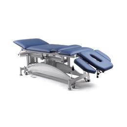 Stół do masażu 7 segmentowy SM-H z hydrauliczną zmianą wysokości leżyska