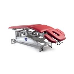 Stół do masażu suchego i terapii manualnej 5 segmentowy SM-W z elektryczną zmianą wysokości leżyska