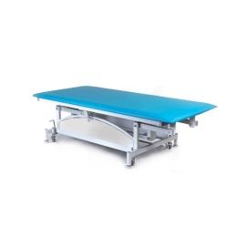 Stół rehabilitacyjny SR-1E-B z elektryczną regulacją wysokości do pracy metodą Bobath i Voyt'y