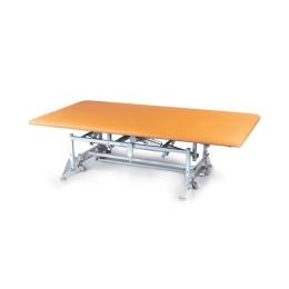 Stół rehabilitacyjny SR-3E-B z elektryczną zmianą wysokości leżyska do ćwiczeń z dziećmi metodą Bobath i Vojt'y