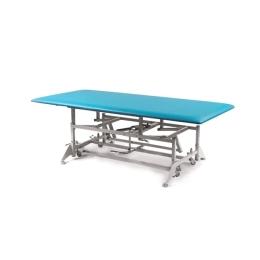 Stół rehabilitacyjny SR-3H-B z hydrauliczną zmianą wysokości leżyska do ćwiczeń z dziećmi metodą Bobath i Vojt'y