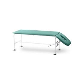 Stół rehabilitacyjny z regulowanym zagłówkiem SR-Z (kozetka lekarska)