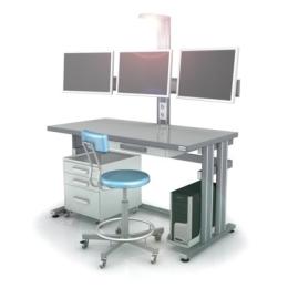 Stół roboczy serii APAR nowe rozwiązanie