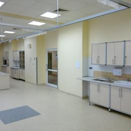 Realizacje - Wojewódzki Szpital Podkarpacki im. Jana Pawła II w Krośnie