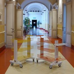 Realizacje - Casa di Cura Privata Accreditata Moncrivello Italy