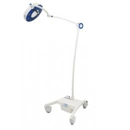 Lampa Bezcieniowa Zabiegowo-Diagnostyczna LED przejezdna L33-38RE z modułem podtrzymania napięcia