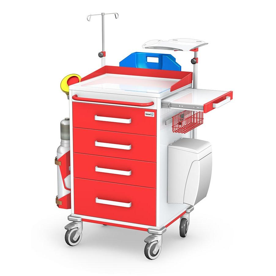 Wózek reanimacyjny REN/ST