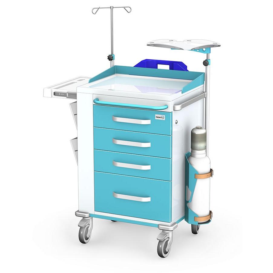 Wózek reanimacyjny REN-06ST